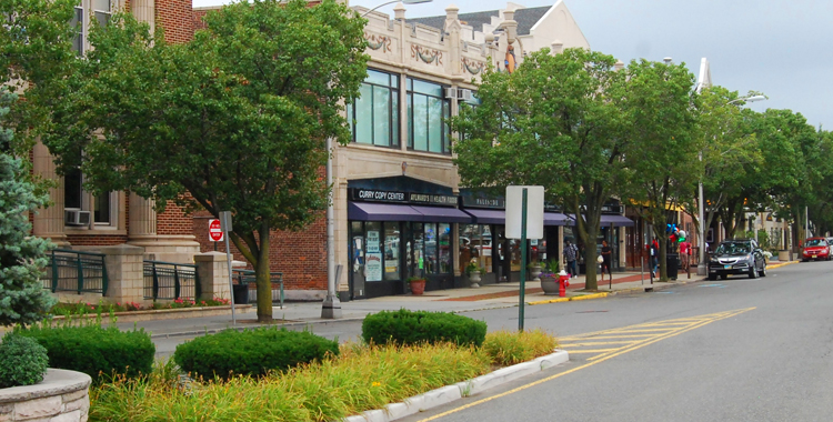 Downtown New Jersey: The Center of It All
