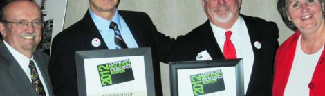 Downtown New Jersey: 2012 Excellence Award Winners