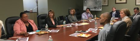 Union County BID Directors Establish Monthly Networking Lunch Meetings