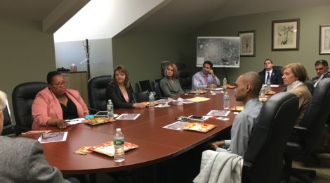 Union County BID Directors Establish Monthly Networking Lunch Meetings