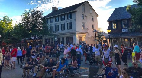 Shop, Dine, and Discover Downtown Haddonfield