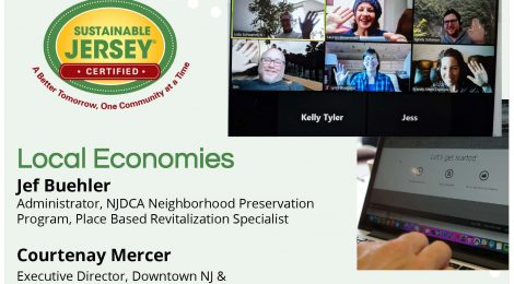 Sustainable Jersey Webinar Recap: Supporting Local Economies