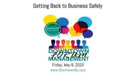 Downtown Management Forum Recap: Getting Back to Business Safely