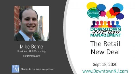 Downtown Management Forum Recap: The Retail New Deal