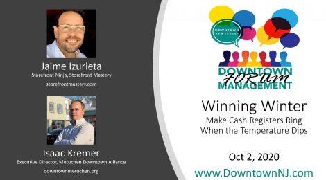 Downtown Management Forum Recap: Winning Winter